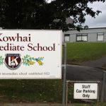 Kowhai Intermediate School, Kingsland